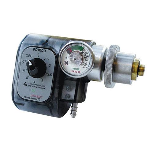 Mobile Sauerstoffsysteme - Demandsystem PD 1000