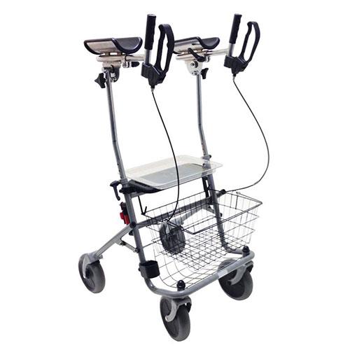 Rollator Drive  Medical Cristallo 2